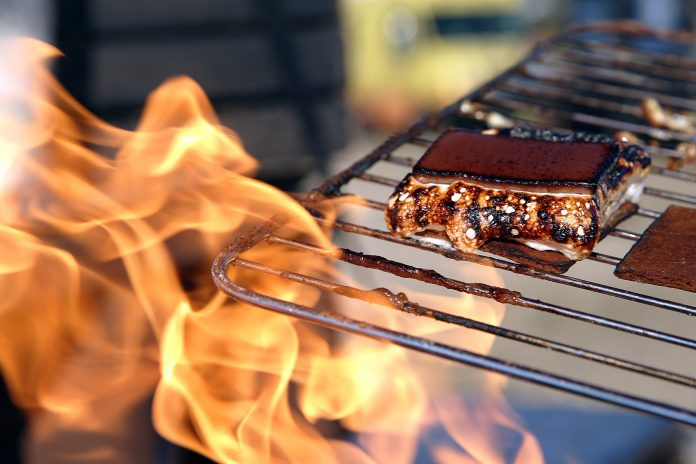Hershey tracked Covid trends after seeing s'mores demand rise as cases grew, CEO says