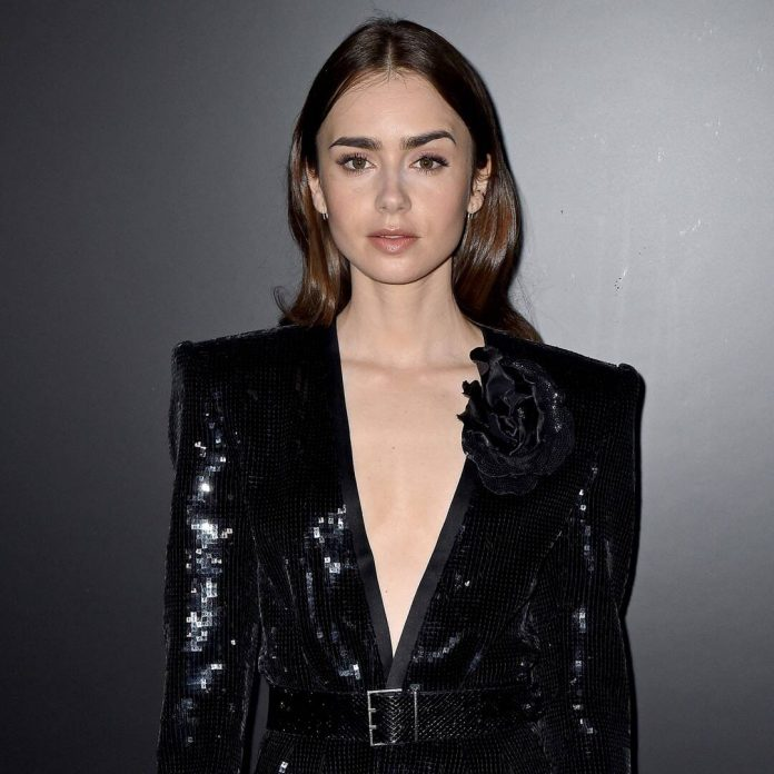 Inside Lily Collins' Surprising World - E! Online