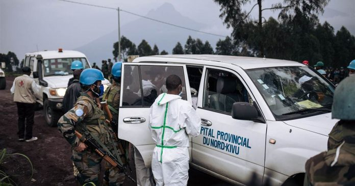 Italian ambassador among 3 killed in attack on Congo convoy