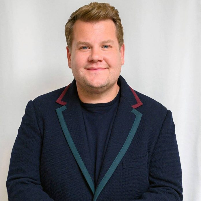James Corden On His Health Journey and the