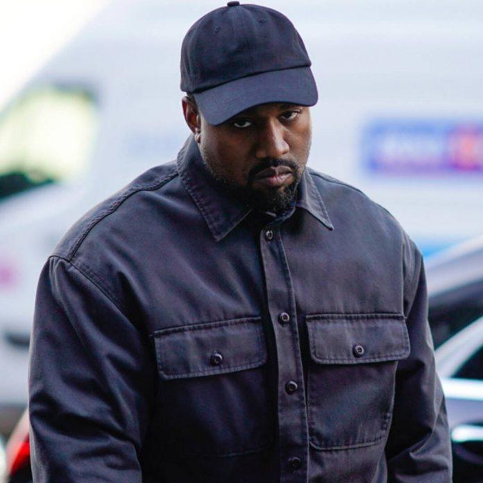 Kanye West Still Wearing Wedding Ring Amid Kim K. Divorce Plans - E! Online