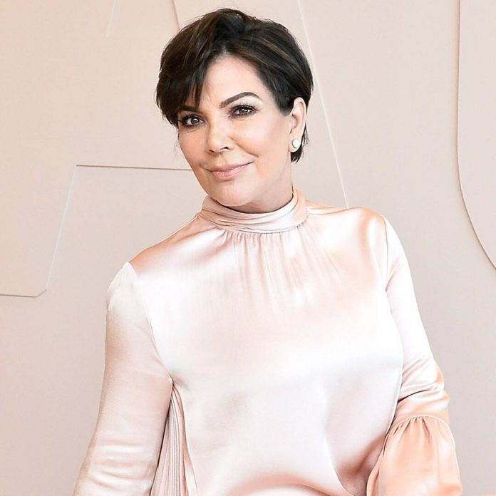 Kris Jenner to Follow in Her Kids' Footsteps With Her Own Beauty Brand - E! Online