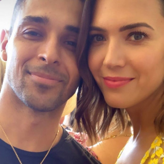 Mandy Moore Sends Cute Message to Wilmer Valderrama After Baby's Birth - E! Online