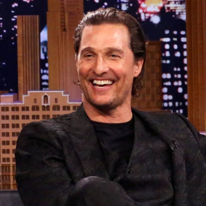 Matthew McConaughey Shares the Truth About His Titanic Audition - E! Online