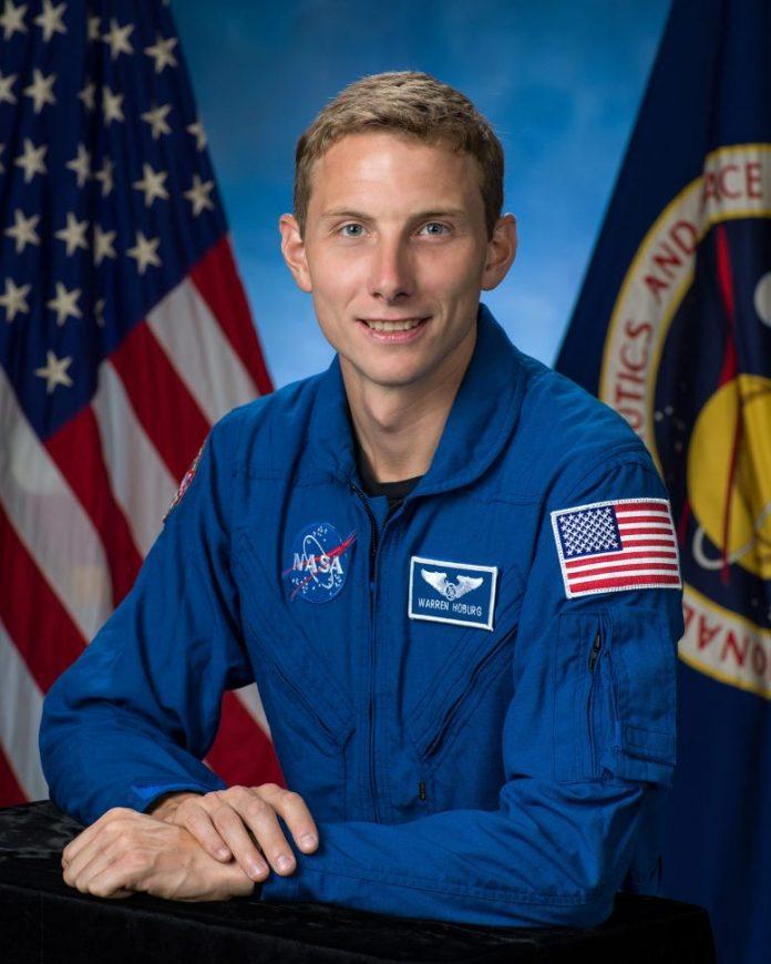 NASA Astronaut Warren Hoburg