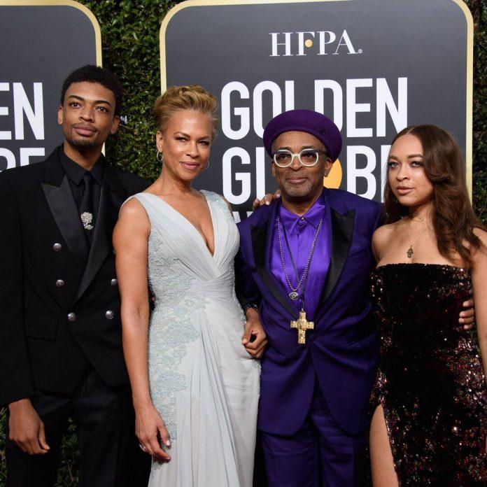 Meet Spike Lee's Kids Satchel & Jackson, 2021 Golden Globe Ambassadors - E! Online