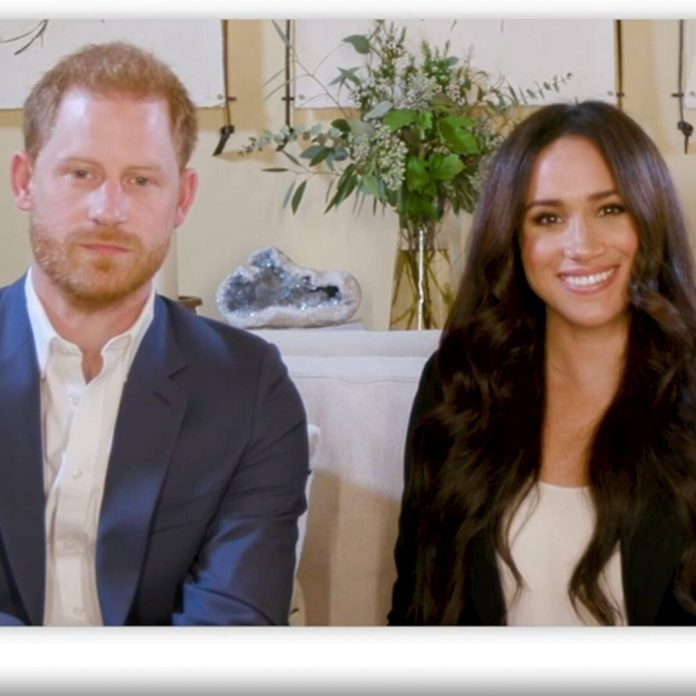 """Meghan and Harry Will Address """"Tension"""" Within Royal Family With Oprah - E! Online"""