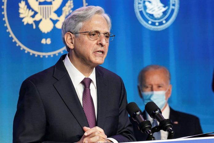 Merrick Garland attorney general confirmation hearings to begin Monday
