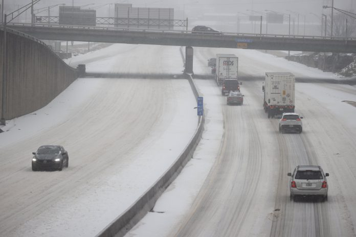 Millions in Texas without power as deadly storm brings snow, freezing weather