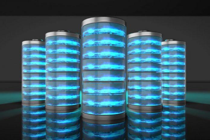 Next Generation Rechargable Battery Illustration
