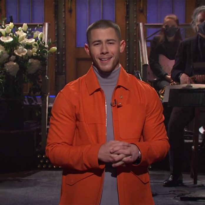 Nick Jonas Hosts SNL, Sings About Murder and Sex Cult Docs - E! Online