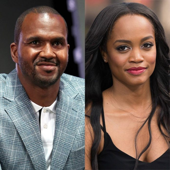 """Rachel Lindsay's Podcast Co-Host Defends Her From """"Hateful"""" Comments - E! Online"""