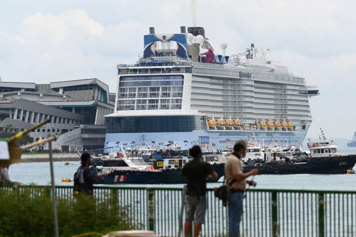 Royal Caribbean booking data suggests positive Covid recovery: CEO Richard Fain
