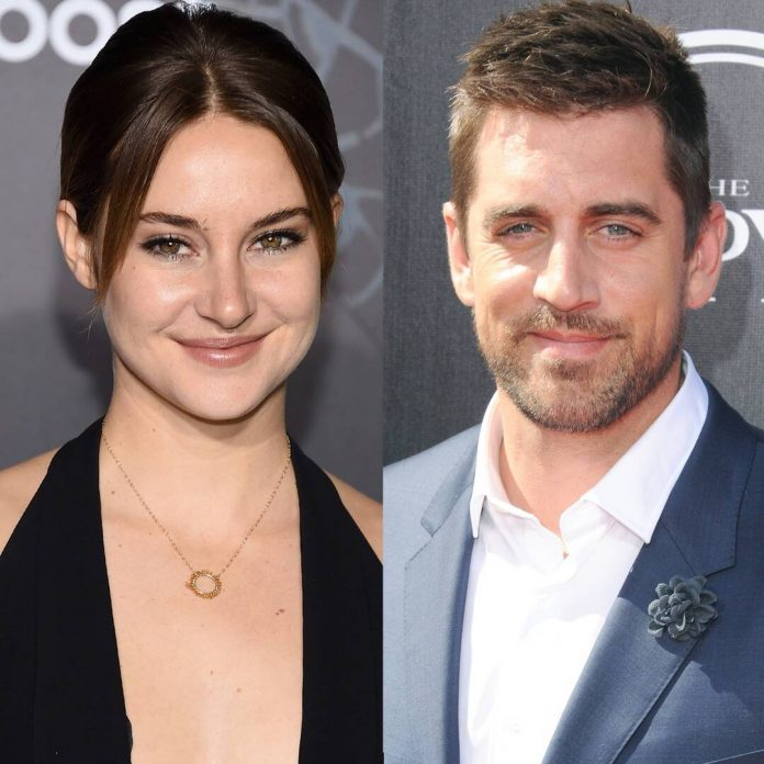 Shailene Woodley Spotted After Aaron Rodgers Engagement News - E! Online