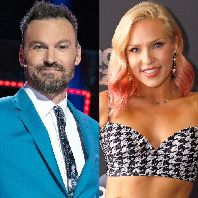 Sharna Burgess Praises Megan Fox and Brian Austin Green's Co-Parenting - E! Online