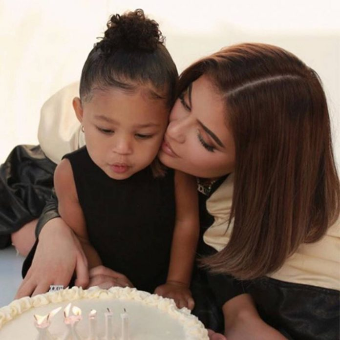 Stormi Webster's Birthday Continues With Another Party at Kylie's Home - E! Online