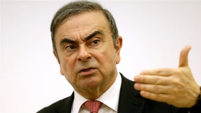 Three jailed for helping ex-Nissan CEO escape from Japan to Lebanon