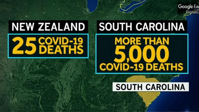 Unexplained Covid-19 cases prompt first lockdown in New Zealand since August