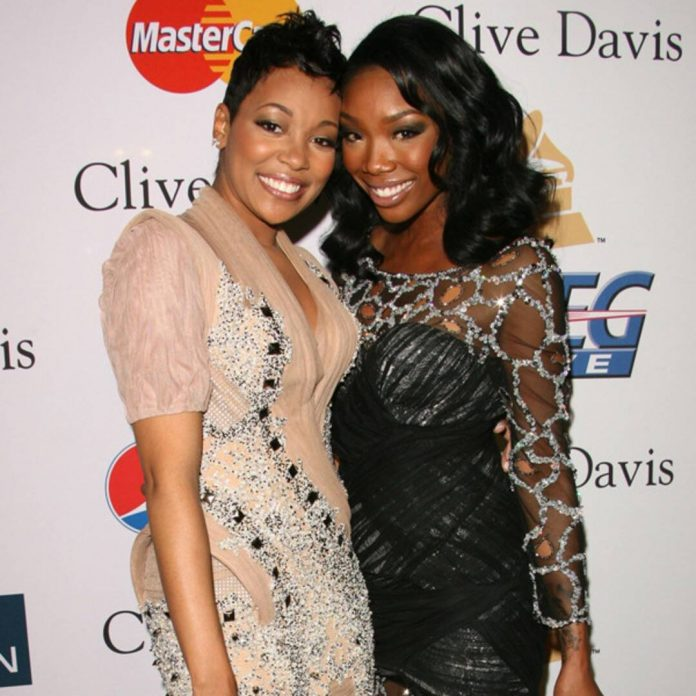 """Watch Brandy and Monica Recreate """"The Boy Is Mine"""" 23 Years Later - E! Online"""