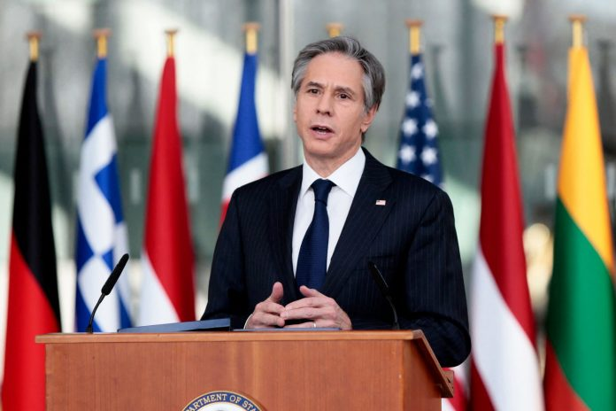 Blinken says China threatens NATO, calls for joint approach to counter Beijing