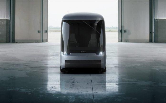 British EV start-up Arrival North Carolina factory to build a UPS fleet