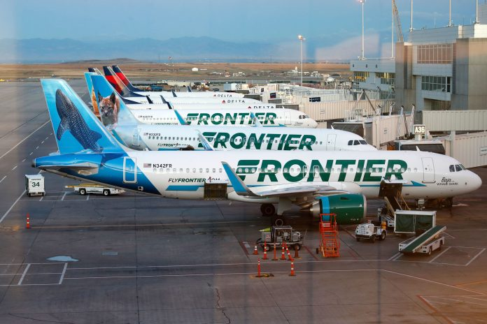 Budget carrier Frontier Airlines files for an IPO again