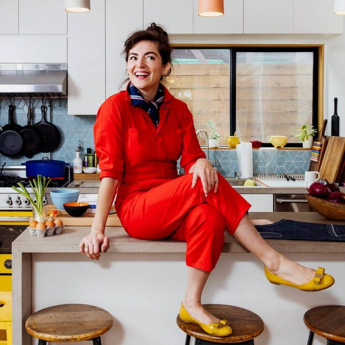 Entrepreneur Ellen Bennett Dishes on Her Kitchen Must-Haves & New Book - E! Online