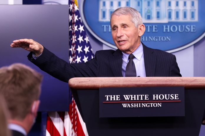 Fauci says AstraZeneca will likely issue modified statement