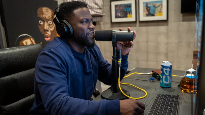 Kevin Hart invests in sports nutrition company Nutrabolt
