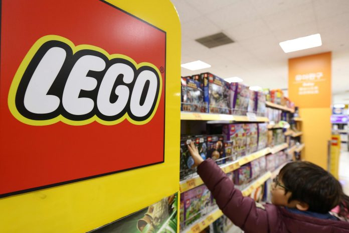 Lego sales soared in 2020, helped by e-commerce and China growth