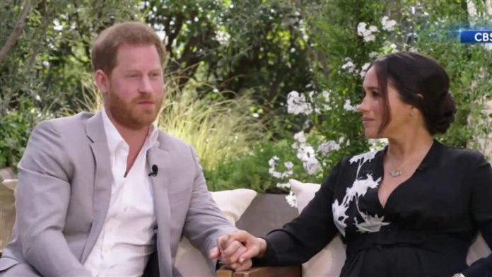 Meghan calls royal bullying claims an 'attack' days before Oprah interview