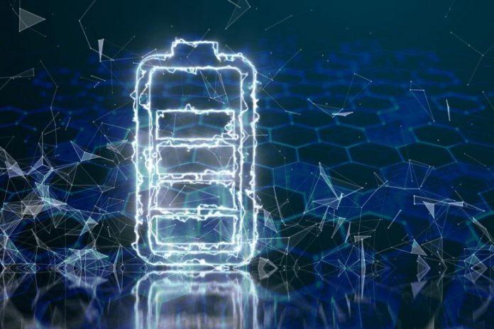 Advanced Battery Artist Concept