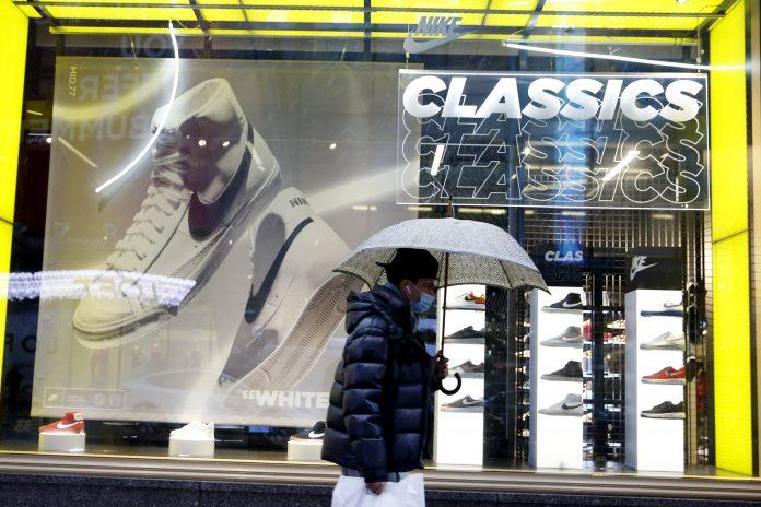 Nike (NKE) Q3 2021 earnings