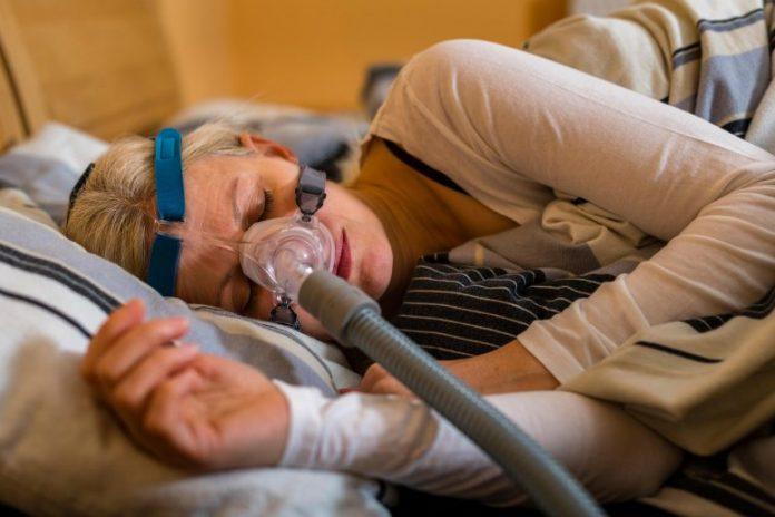 CPAP Sleep Apnea Machine