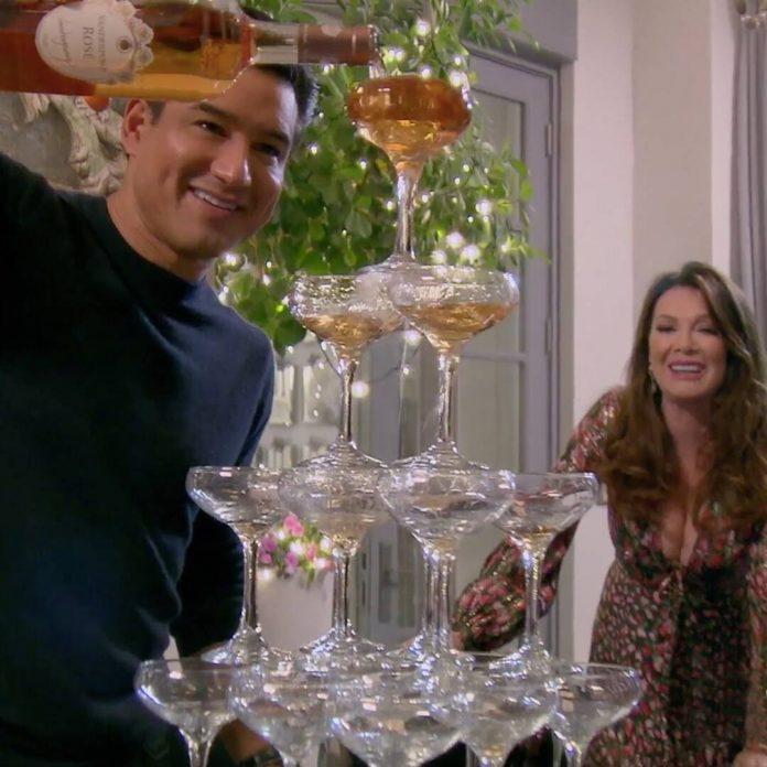 Overserved With Lisa Vanderpump Teases Celebs & Wild Fun: Watch - E! Online