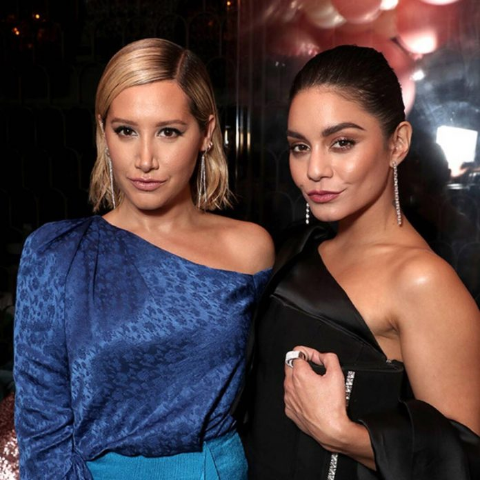 Pregnant Ashley Tisdale Reunites With Vanessa Hudgens Before Due Date - E! Online