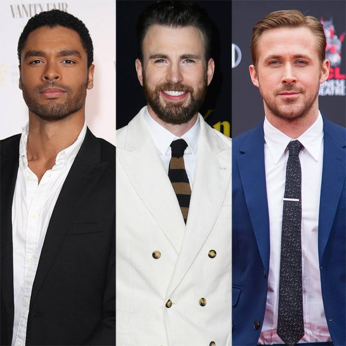 Regé-Jean Page's Next Movie Also Stars Chris Evans and Ryan Gosling - E! Online