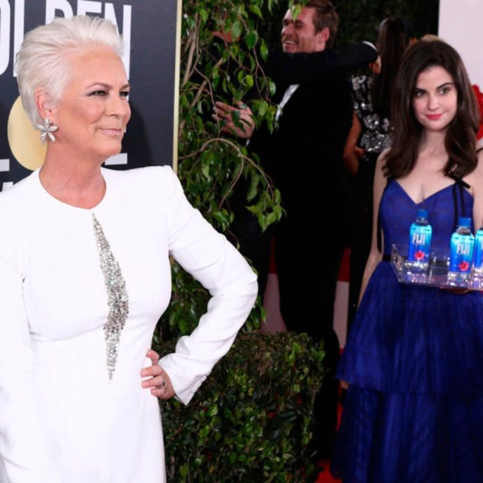 Remember When Fiji Girl Photobombed Everyone at the Golden Globes? - E! Online