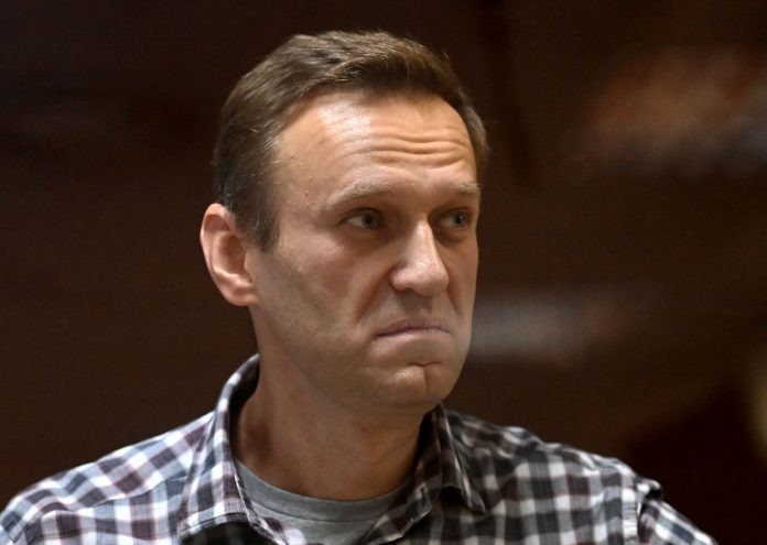 Russian officials sanctioned for alleged Navalny poisoning
