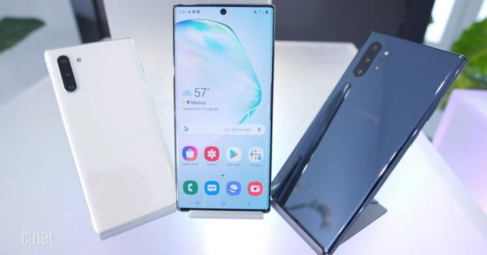 Samsung's Unpacked event dishes a pair of Note 10s - Video