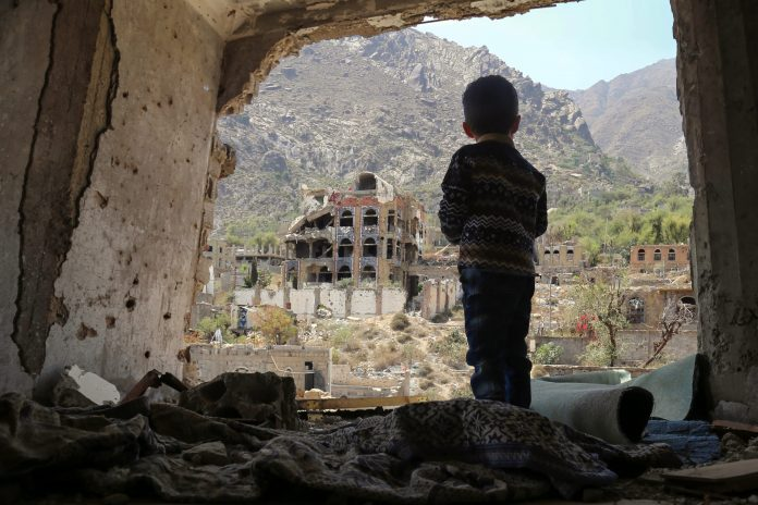 Saudi Arabia proposes cease-fire in Yemen as war drags on