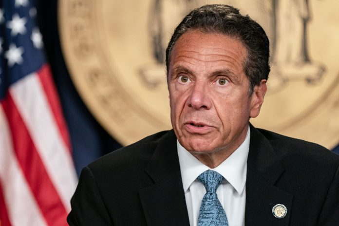 Two more women accuse New York Gov. Andrew Cuomo of inappropriate conduct