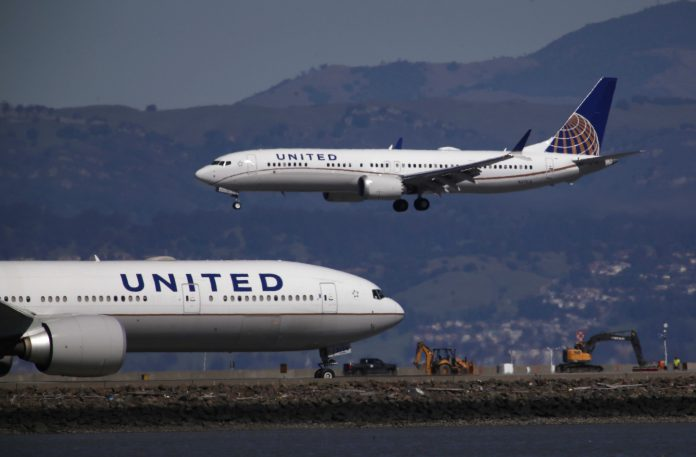 United Airlines buys 25 more Boeing 737 Max jets in vote of confidence