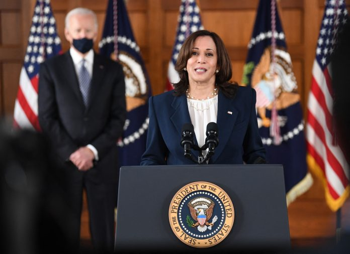 Vice President Harris to oversee effort to resolve problems at U.S.-Mexico border