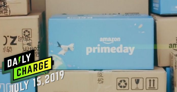 Amazon Prime Day has turned us all into shopaholics (The Daily Charge 7/15/2019) - Video