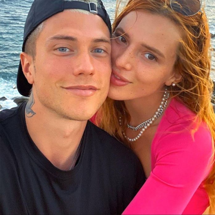 Bella Thorne Buys Her Fiancé Benjamin Mascolo an Engagement Ring - E! Online