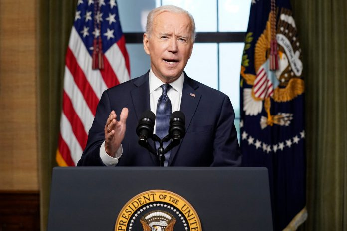 Biden announces U.S. troops to leave Afghanistan by Sept. 11
