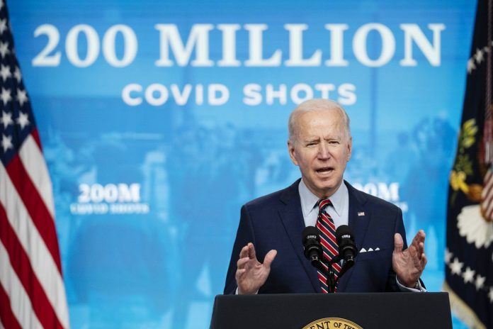 Biden announcing paid leave tax credit for businesses