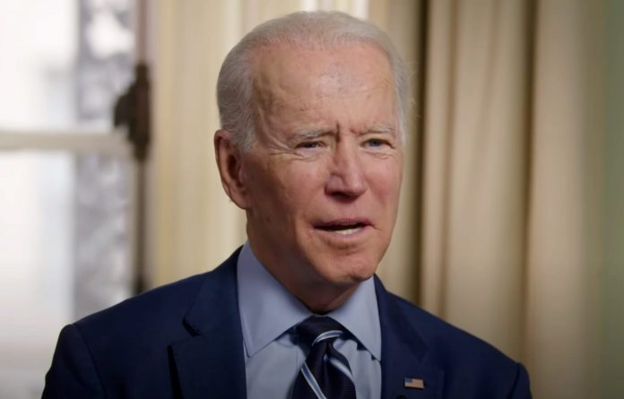 Biden says not told in advance, Trump defends lawyer