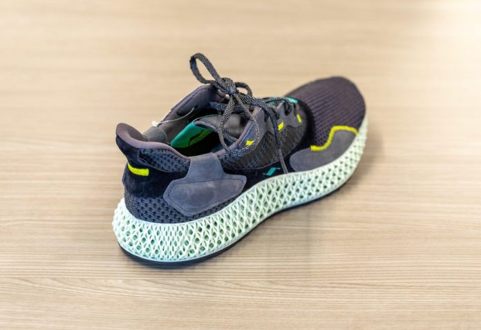Carbon 3D prints these springy, lightweight lattices used in Adidas running shoes.